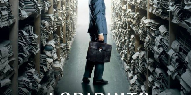 """Poster del film """"Il labirinto del silenzio"""""""