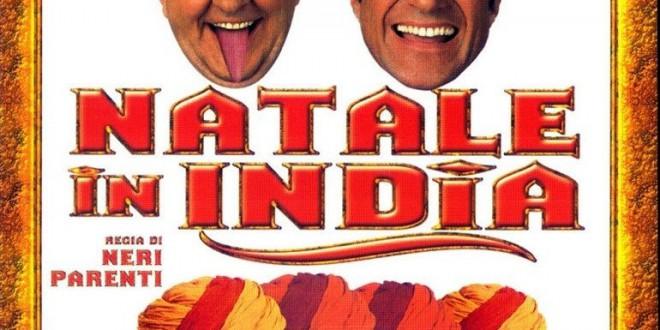 """Poster del film """"Natale in India"""""""