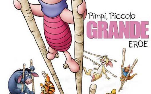"""Poster del film """"Pimpi, piccolo grande eroe"""""""
