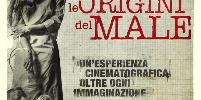 """Poster del film """"Le origini del male"""""""