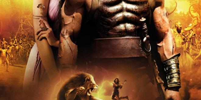 """Poster del film """"Hercules - Il guerriero"""""""