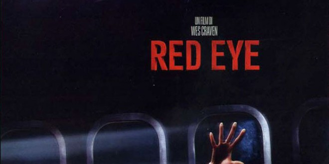 "Poster del film ""Red Eye"""