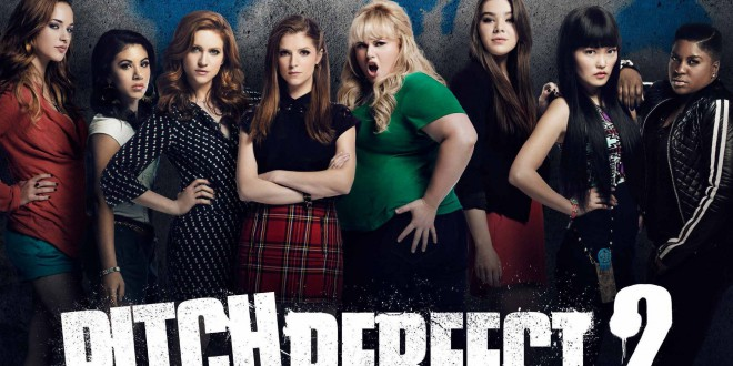 "Poster del film ""Pitch Perfect 2"""