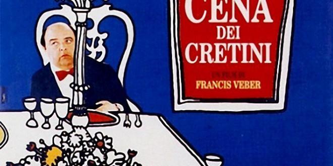 """Poster del film """"La cena dei cretini"""""""