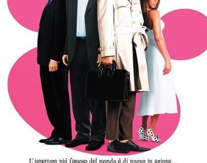 """Poster del film """"La pantera rosa"""""""