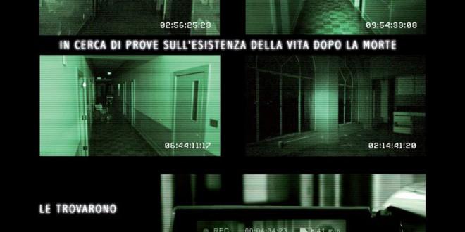 "Poster del film ""ESP - Fenomeni paranormali"""