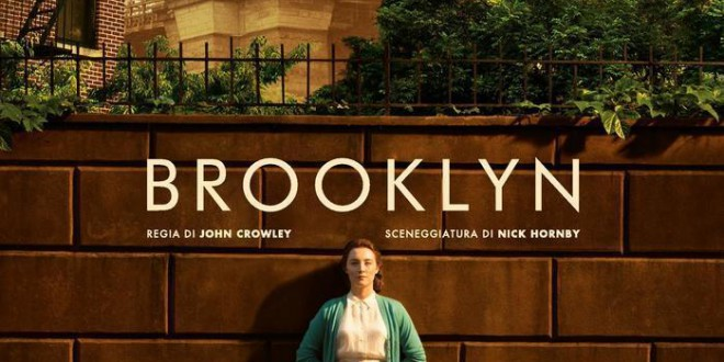"""Poster for the movie """"Brooklyn"""""""