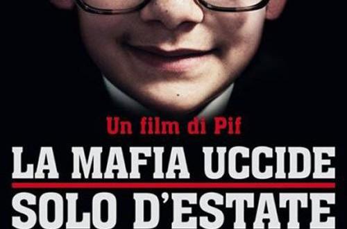 """Poster del film """"La mafia uccide solo d'estate"""""""
