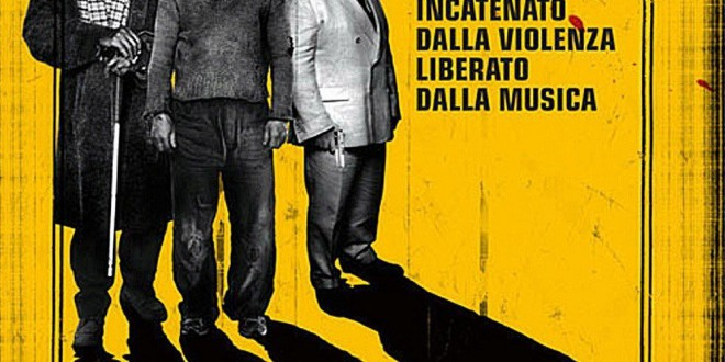 "Poster del film ""Danny the dog"""