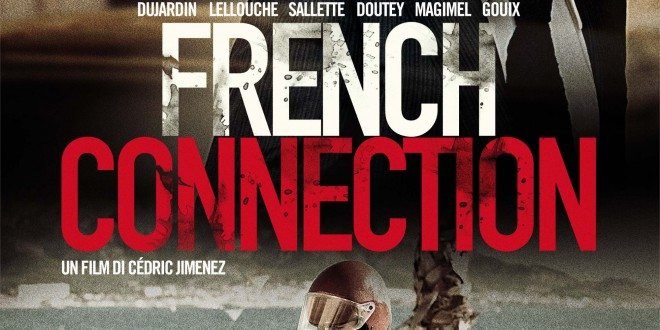 "Poster del film ""French Connection"""