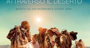 """Poster del film """"Tracks - Attraverso il deserto"""""""