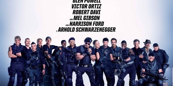 """Poster del film """"I mercenari 3"""""""