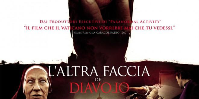 """Poster del film """"L'altra faccia del diavolo"""""""