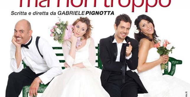 """Poster del film """"Ti sposo ma non troppo"""""""