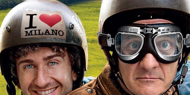 """Poster for the movie """"Benvenuti al nord"""""""