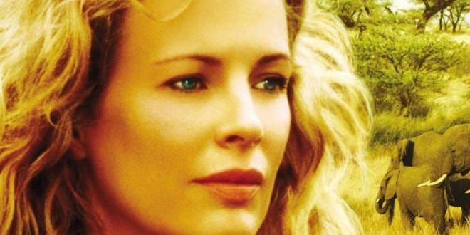 "Poster del film ""Sognando l'Africa"""