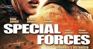 """Poster del film """"Special Forces - Liberate l'ostaggio"""""""