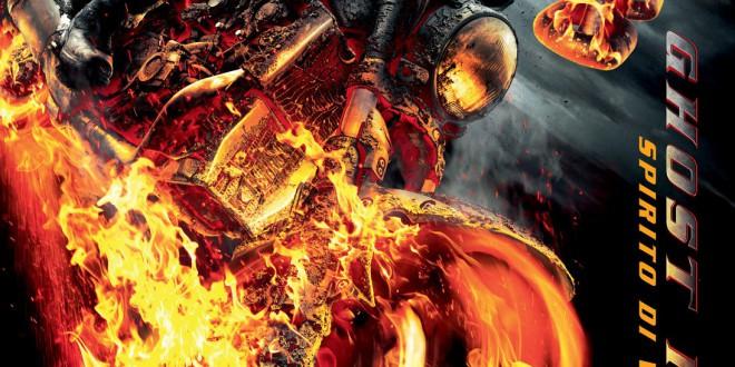 """Poster del film """"Ghost Rider - Spirito di vendetta"""""""