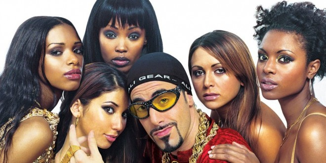 "Poster for the movie ""Ali G Indahouse"""