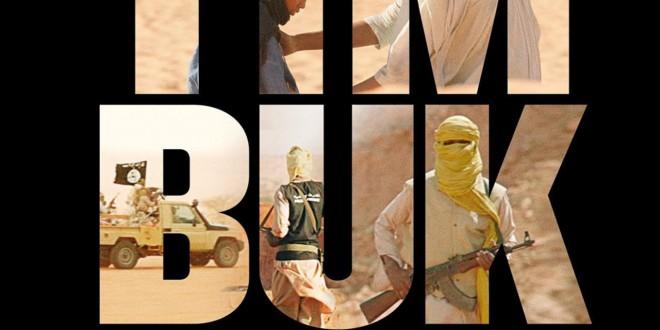 """Poster del film """"Timbuktu"""""""