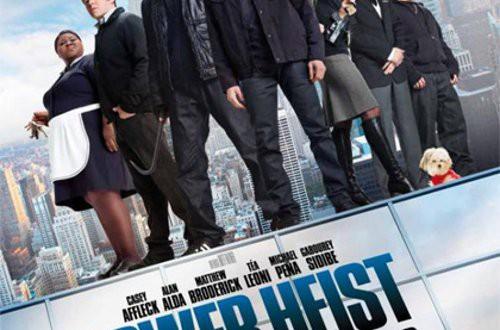 """Poster del film """"Tower Heist - Colpo ad alto livello"""""""