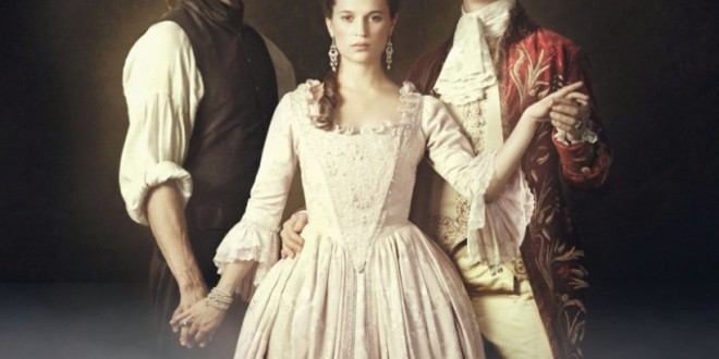 "Poster del film ""Royal Affair"""