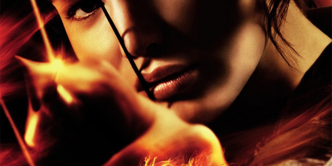 "Poster del film ""Hunger Games"""