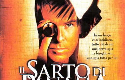 """Poster del film """"Il sarto di Panama"""""""