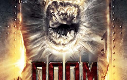 """Poster del film """"Doom"""""""