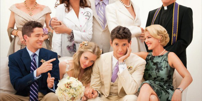 """Poster for the movie """"The Big Wedding"""""""