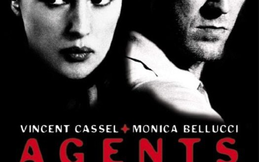"Poster for the movie ""Agents secrets"""