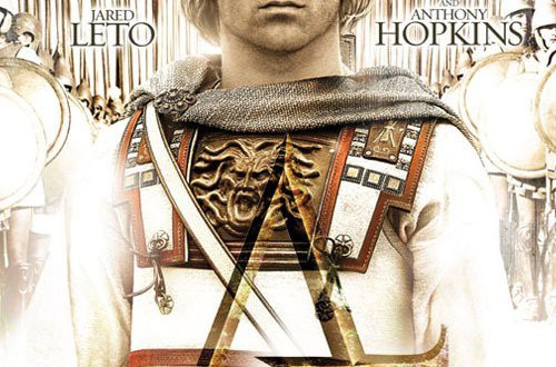"Poster for the movie ""Alexander"""