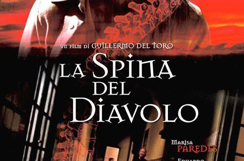 """Poster del film """"La spina del diavolo"""""""