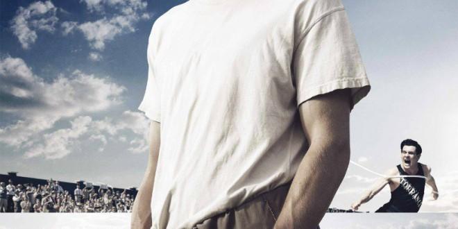 "Poster del film ""Unbroken"""