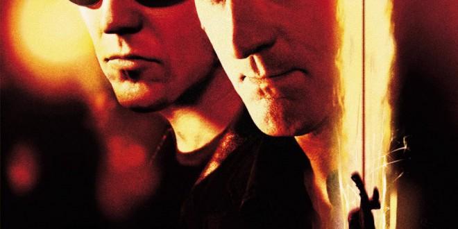 """Poster del film """"The Score"""""""