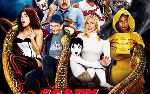 "Poster del film ""Scary Movie 4"""