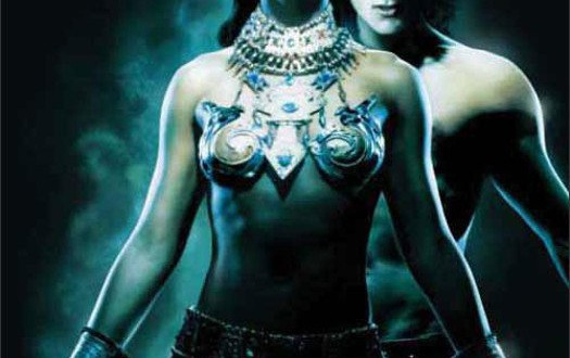 """Poster del film """"La regina dei dannati"""""""