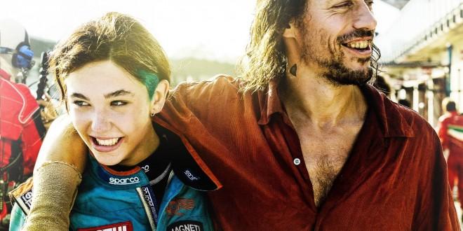 """Poster del film """"Veloce come il vento"""""""