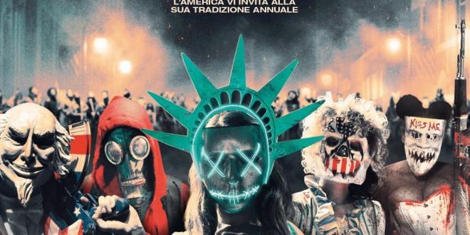 """Poster del film """"La notte del giudizio - Election Year"""""""