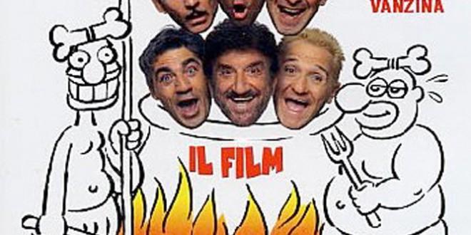 "Poster del film ""Le barzellette"""