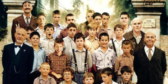 """Poster del film """"Les choristes - I ragazzi del coro"""""""