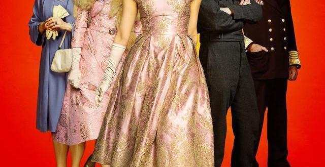 """Poster del film """"Una notte con la regina"""""""