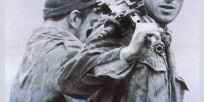 """Poster del film """"Il partigiano Johnny"""""""