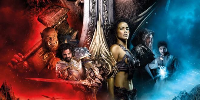 """Poster del film """"Warcraft: L'inizio"""""""