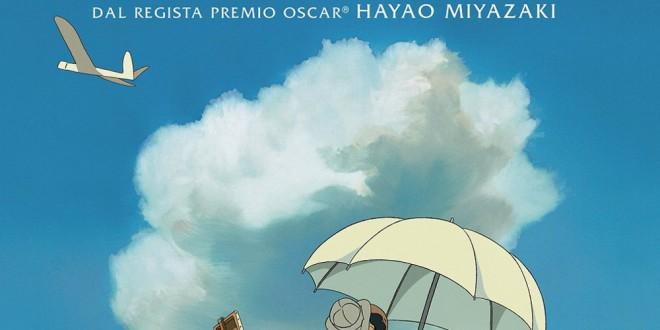 """Poster del film """"Si alza il vento"""""""
