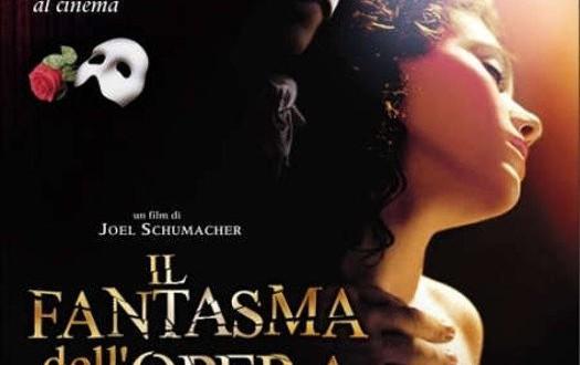 """Poster del film """"Il fantasma dell'opera"""""""