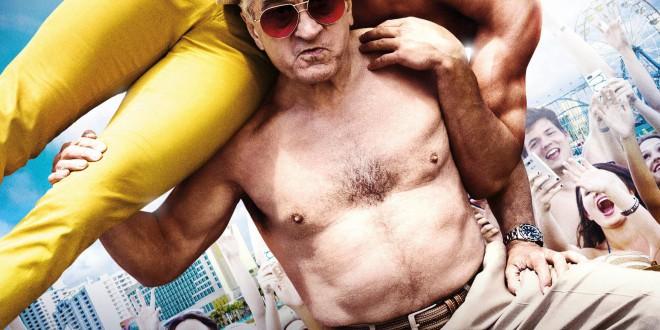 """Poster del film """"Nonno scatenato"""""""