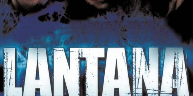 "Poster del film ""Lantana"""