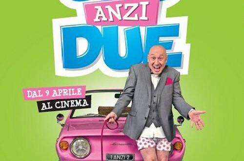 """Poster del film """"Uno, anzi due"""""""