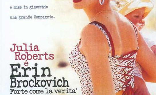"""Poster del film """"Erin Brockovich - Forte come la verità"""""""